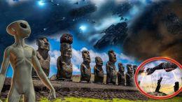 Moais isla de pascua aliens extraterrestres misterio resuelto