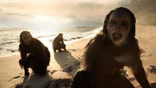 Sirenas - La teoría del simio acuático