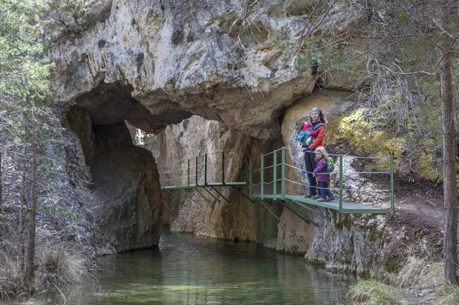 Destinos para viajar con niños por España