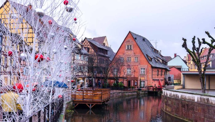 Alsacia en Navidad. Ruta de mercadillos navideños