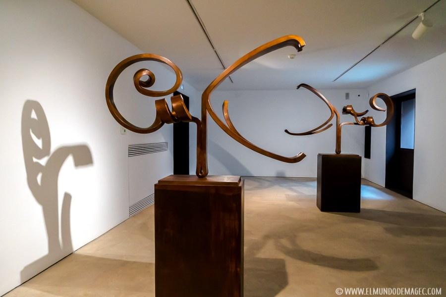 visita al museo Martín Chirino