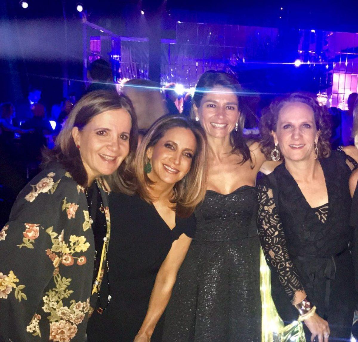 Lucero Pani, Monica Hernández y Ramona Cosio.