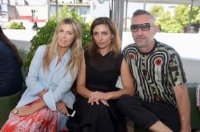 Karla Ortega, Luisa Peña y Juan de Dios Ramírez