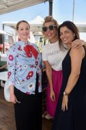 Christiane Keller, Beatriz Pasquel y Alejandra Vargas
