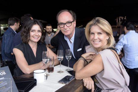 Mónica Quintero, Pablo y Lulu Creel