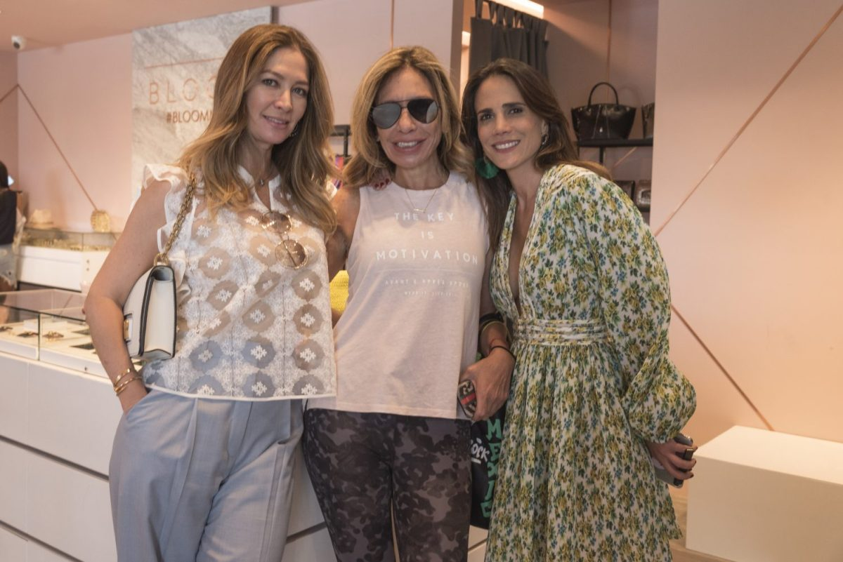 Marlene de la Garza , Paty Hassef y Raquel Juan Marcos