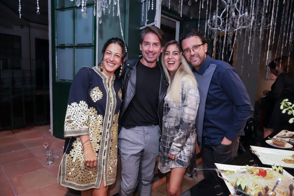 Bety Cohen-AbeMarcondes-MonikaFeldman-MaxFeldman