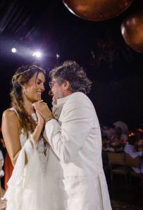 Luisa Fernanda González y Filippo Brignone