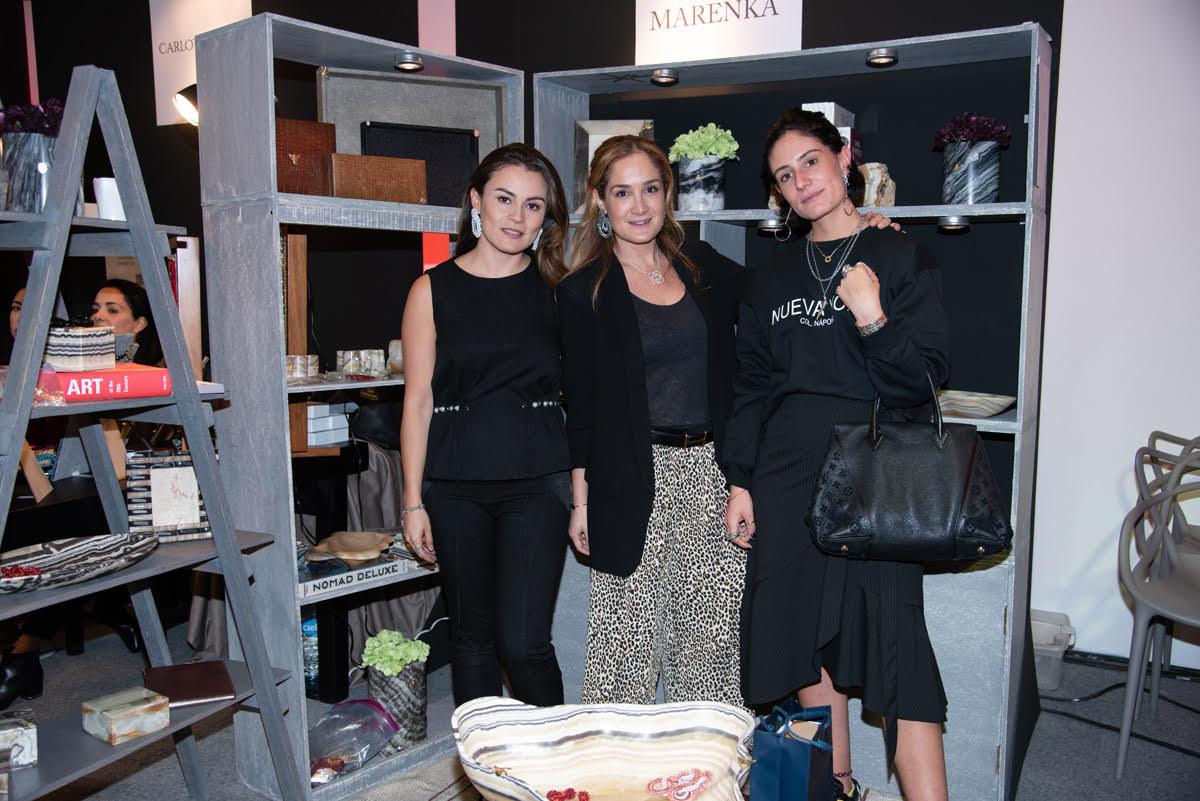 Vanessa García, Made Castillo, María Castillo