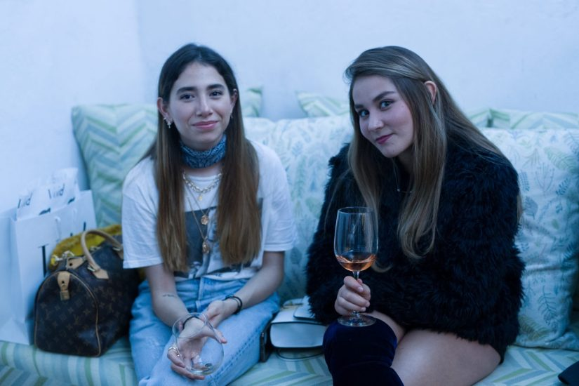 14 noviembre 2018, 3er aniversairo Boutique Void, Condesa. Cristina Losa y Fernanda Orendain Fotos : Heptor Arjona