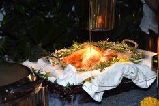 EVENTO: Cena de Accion de Gracias en el Hotel Condesa DF, Roma, 22 de Noviembre de 2018, Fotos. Veronica Gardu–o Soto. Pie de Foto: Aspectos generales del evento.