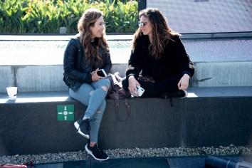 Paula Zarate, Aline Hamui