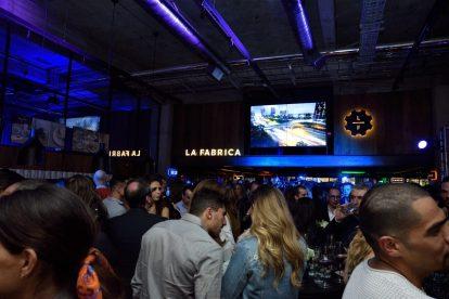 Evento: Inauguraci—n de La Fabrica en Palacio de hierro Santa Fe. 28 de Noviembre 2018. Fotos: Ver—nica Gardu–o Soto. Pie de Foto: Aspectos generales.