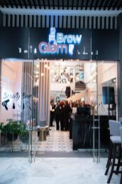 The Brow Glam Bar