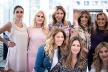 Karla Arelle, Hilda Calderón, Patty Hasseff, Ambra Salomón, Rosaura Henkel, Ana Álvarez Morohy, Marlen de la Garza, Esmeralda Cabeza de Vaca