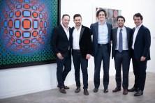 Sergio Berger, Ricardo GonzálezPatricio Domeneq, Anuar Peris, Jaime Hermosilla