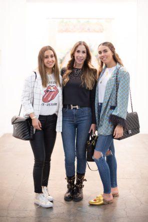 Nicole Beja, Brenda Jaet, Melanie Jaet