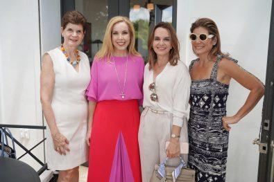 Ana Stella Schwartz, Eva Hughes, Ana Hughes Freund, & Patricia Suarez