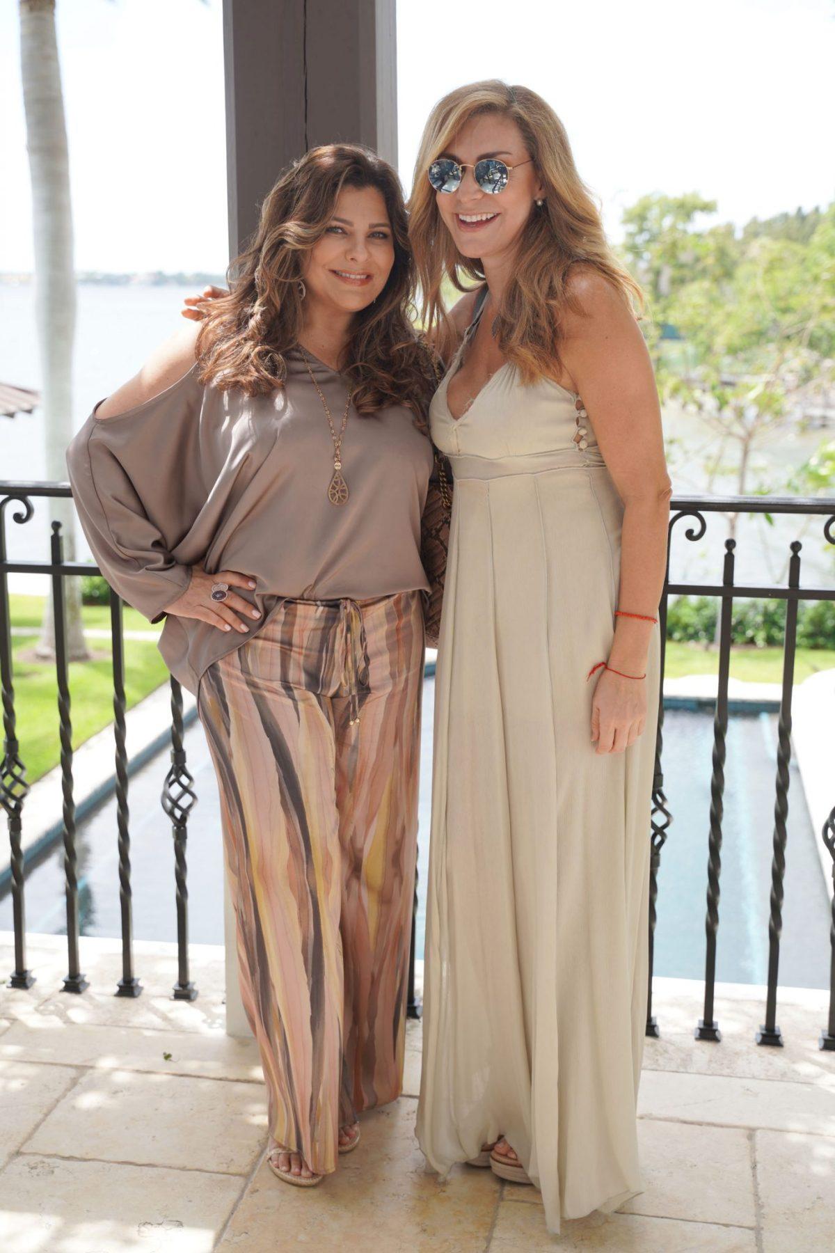 Marilyn Ruiz & Iliana Ortiz