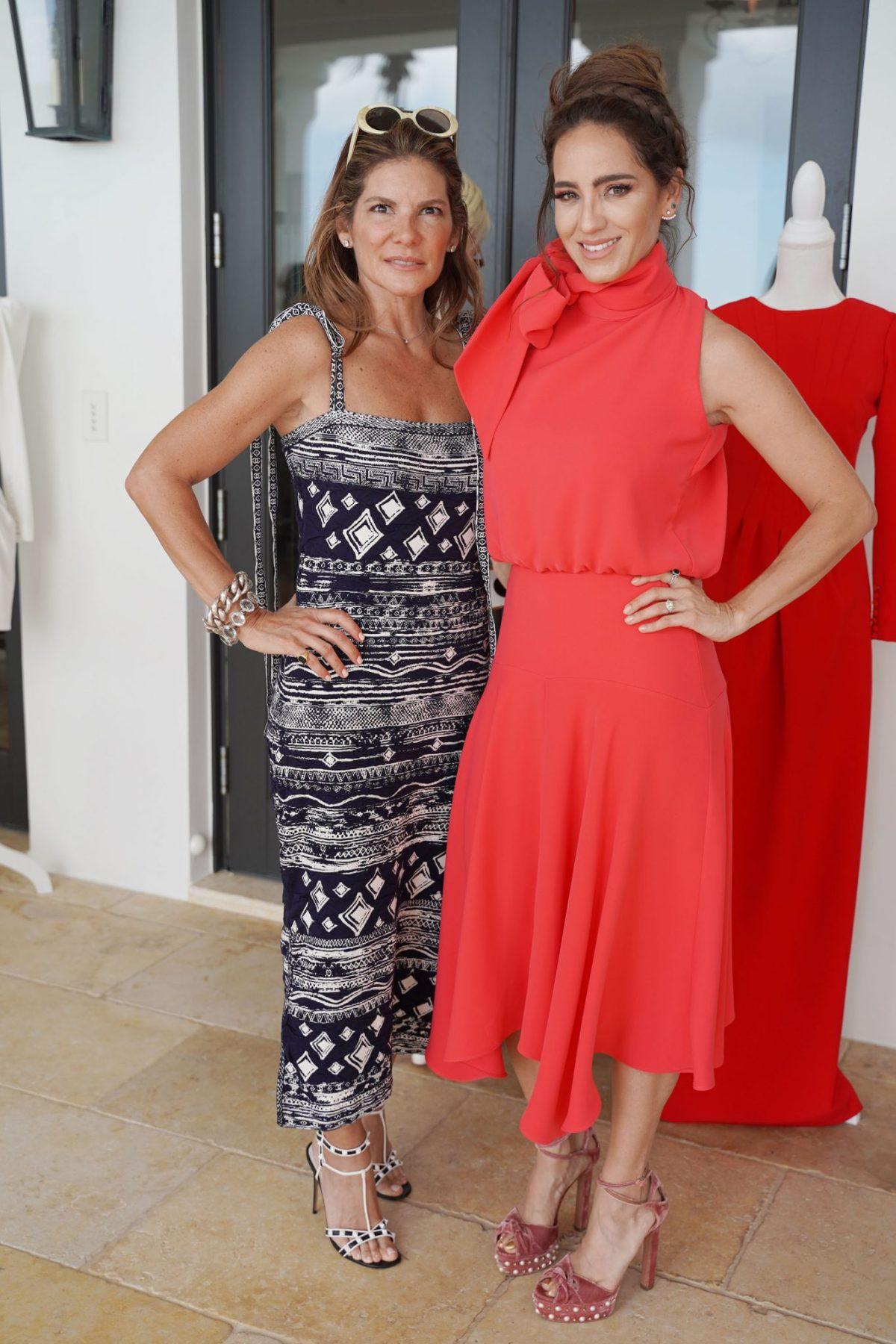 Patricia Suarez & Andrea Minski