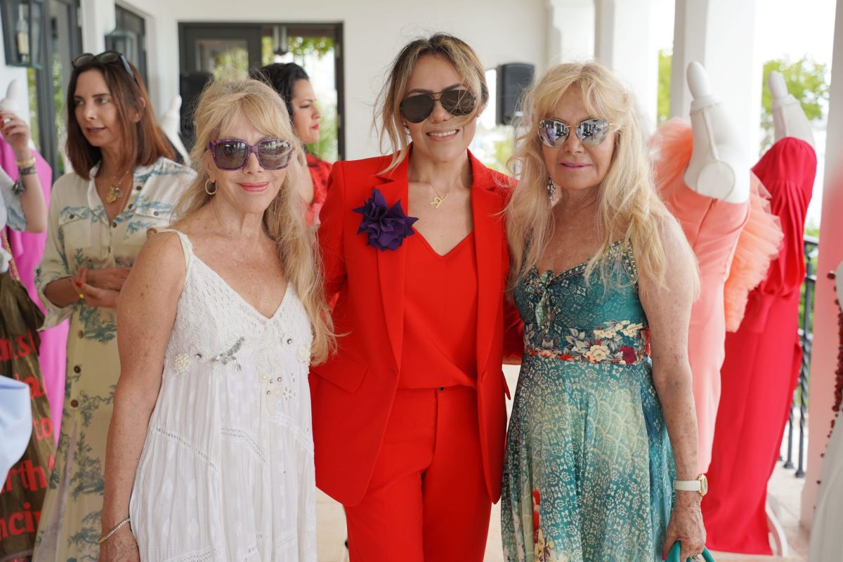 Tiny Bicacci, Raquel Orozco, & Elisa Gosselin