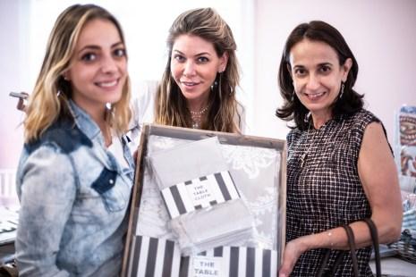 Andrea Kalis, Paola Henaine, Martha Ruiz