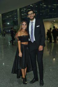 Fernanda Orozco y Emiliano Machorro.