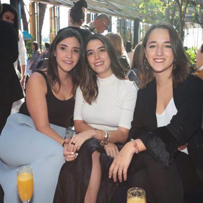 Regina Huerta, Feranda Vazquez, Caterina Reccio
