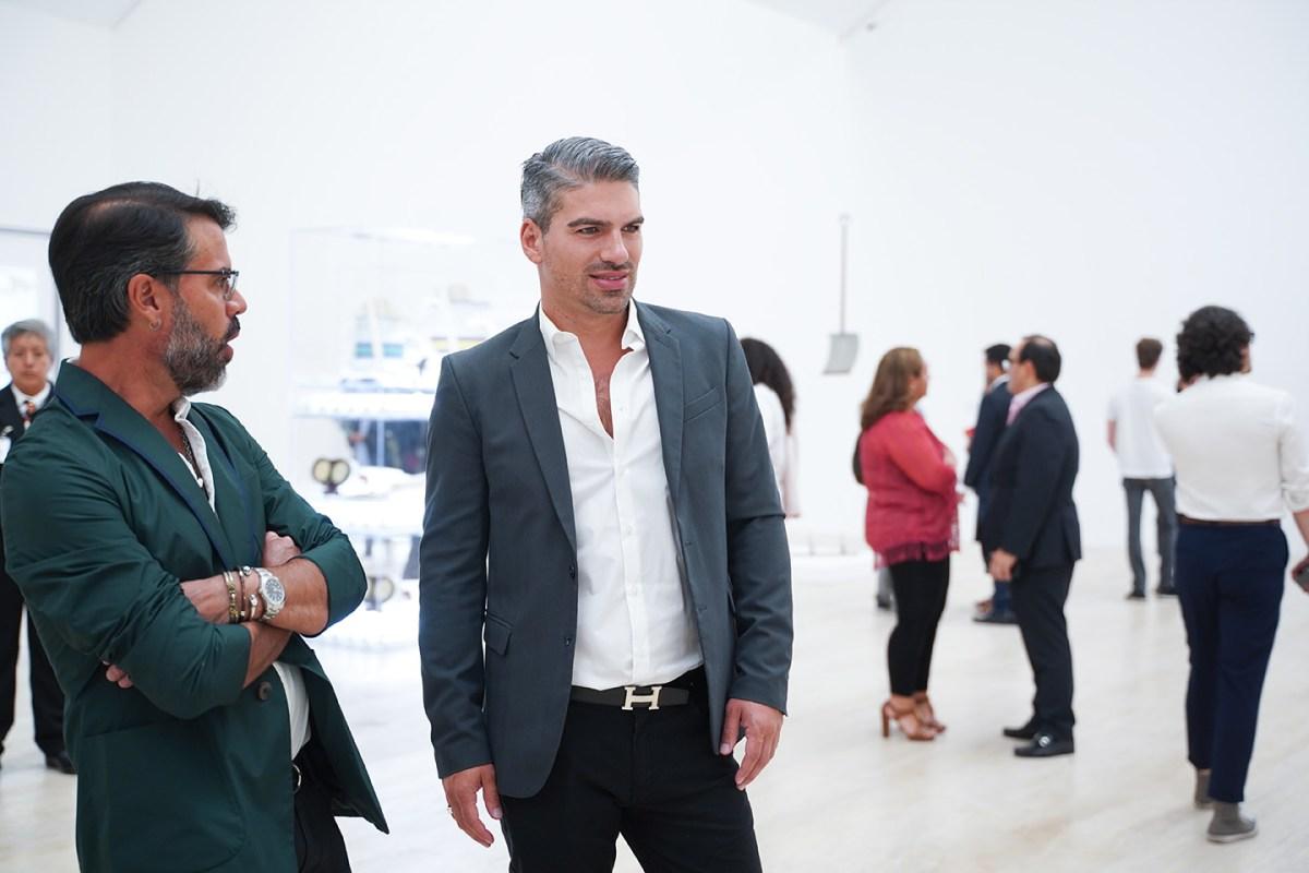 180519 Exposicion Jeff Koons en museo Jumex. Polanco. Fotos : Heptor Arjona
