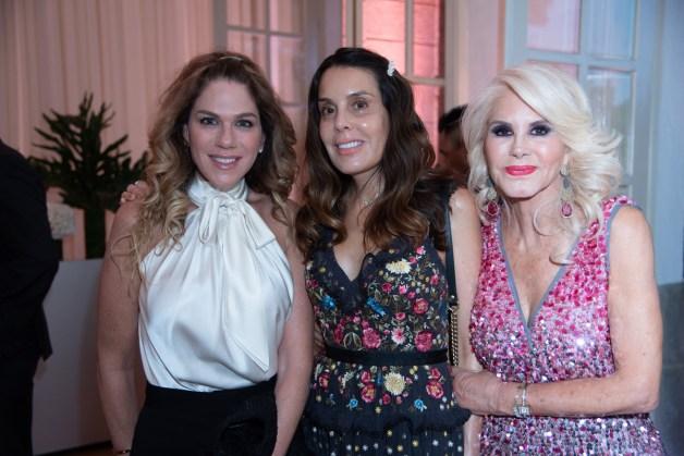 Ana Álvarez Morphy, Luliana Vazquez, Hilda Calderón