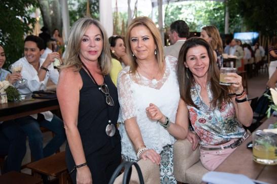 Verónica Herrejón, Jenny Said, Samia Haddad