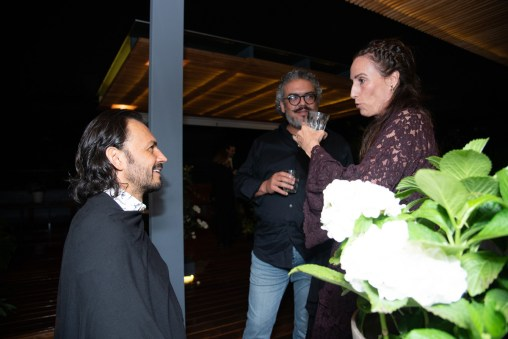 Luciano Matos, Alfredo Dondé, Regina Dondé