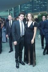 Elias Fernandez y Nicole Ugalde