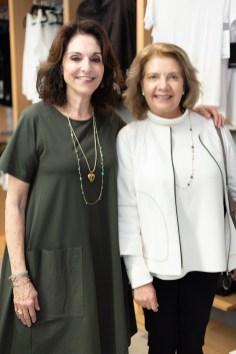 Susy Keoseyan, Mónica Lafon