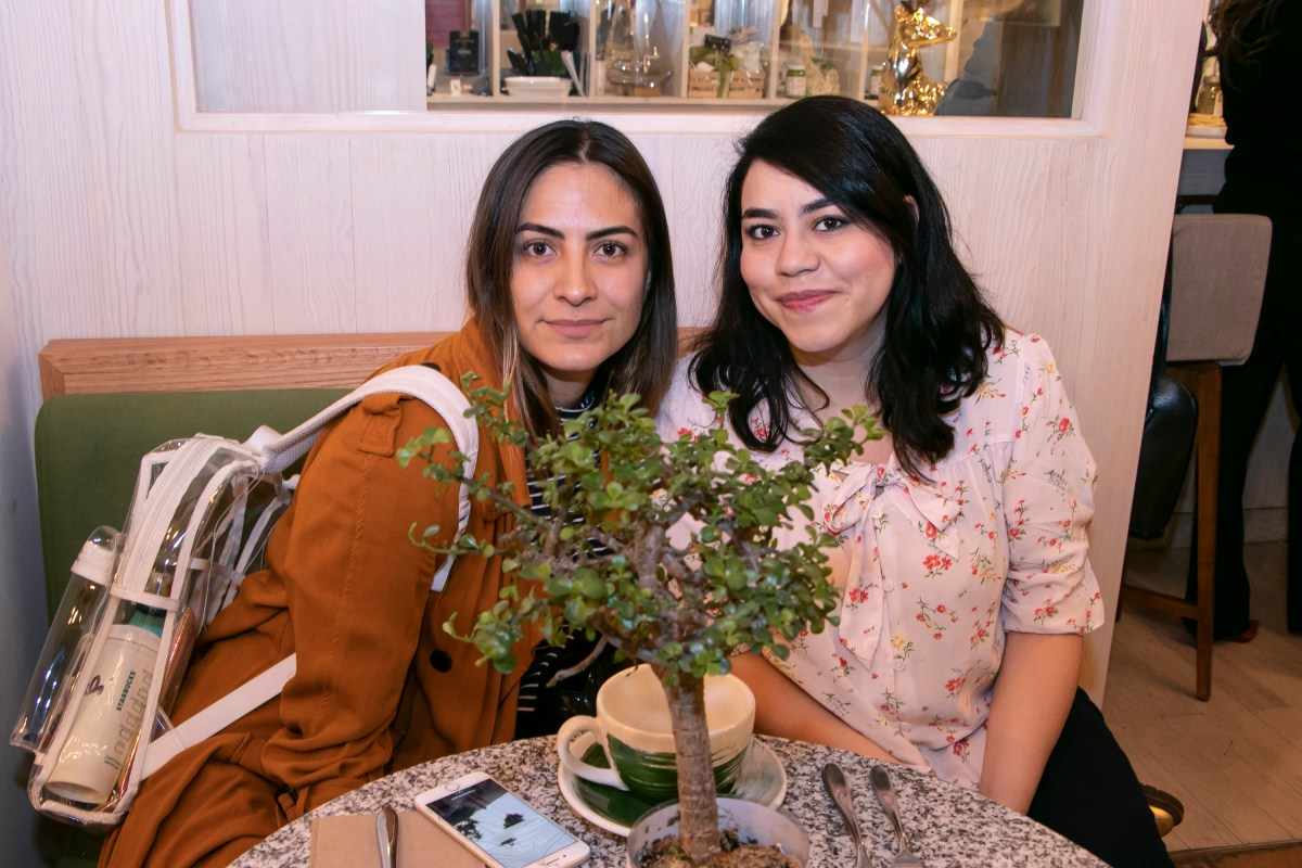 IMG_6848 Dalia Vallares y Carolina Alvarez