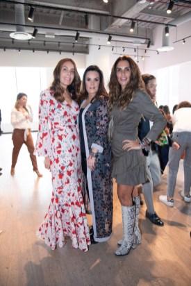 Luli Vazquez, Gabriela Murillo, Karla Arelle