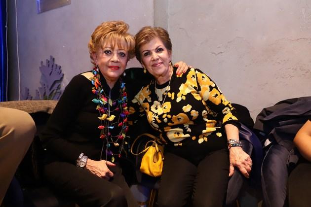 Norma Philippe de la Rosa y Jasmin Hamparzumian
