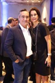 Raúl y Paulina Pelaez