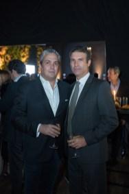 10octubre 2019. Gala 20 años Fundación Origen. Jardín Santa Fe. Eduardo Riva y Eduardo Sánchez Navarro Fotos : Héptor Arjona
