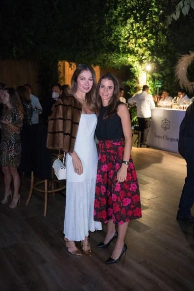 10octubre 2019. Gala 20 años Fundación Origen. Jardín Santa Fe. Marlene Zepeda y Daniela de Haro Fotos : Héptor Arjona