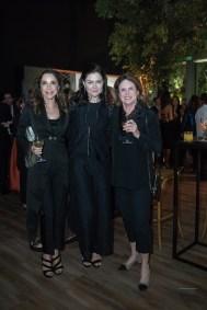 10octubre 2019. Gala 20 años Fundación Origen. Jardín Santa Fe. Susana Arnaud, Beatriz Olea y Ana Cardenas Fotos : Héptor Arjona
