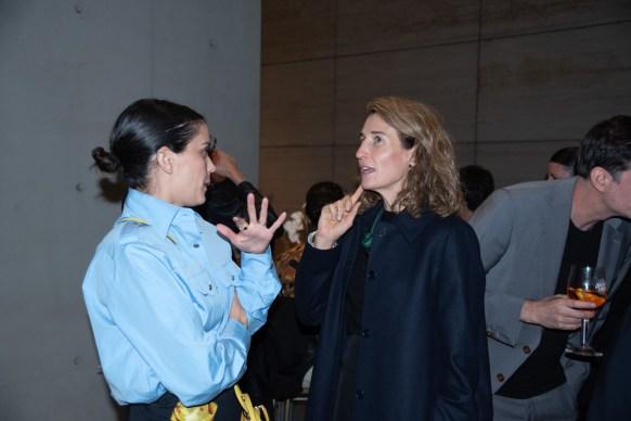 Ana Paula de Haro, Ursula Verea