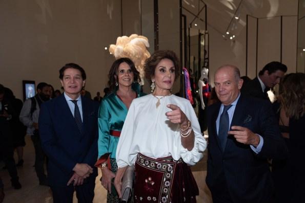 Edgar Batista, Ana Paula de Haro, Naty Abascal, Javier Sordo Madaleno