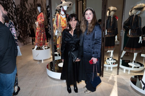 Estela Saenz, Jacqueline Nabielsky