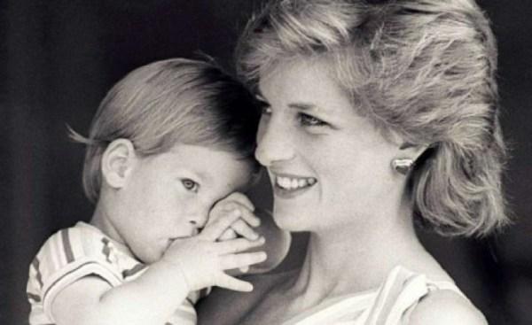 Diana y Harry