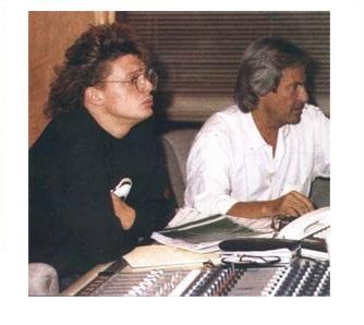 LM y Juan Carlos Calderón