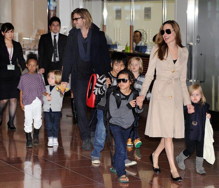 Brad-Pitt-Angelina-Jolie-hijos