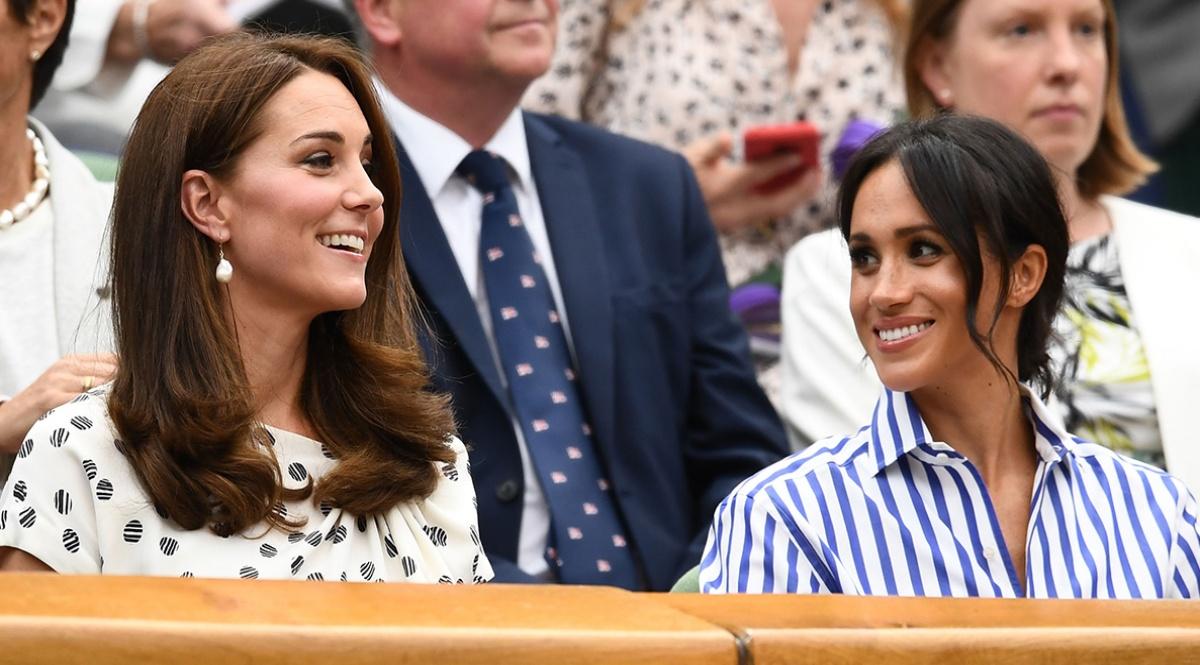 Meghan y Kate - Destacada