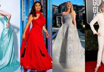 Mejores Looks Golden Globes 2021