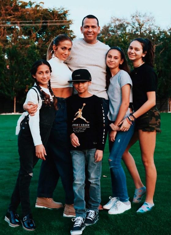 Jennifer-Lopez-Alex-Rodriguez-hijos